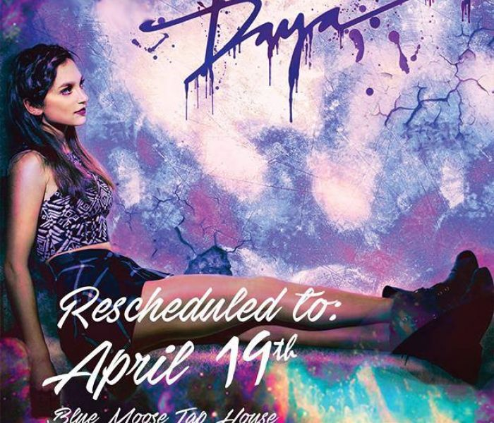 Photo representing Daya: RESCHEDULE