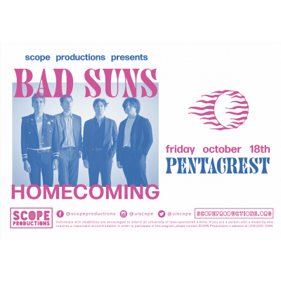 Homecoming 2019: Bad Suns