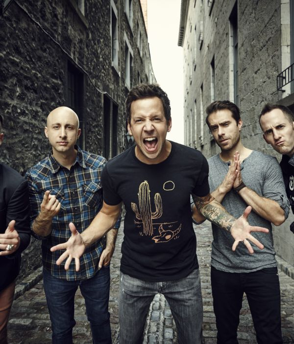 Image for HOMECOMING 2016: Simple Plan with Wavves