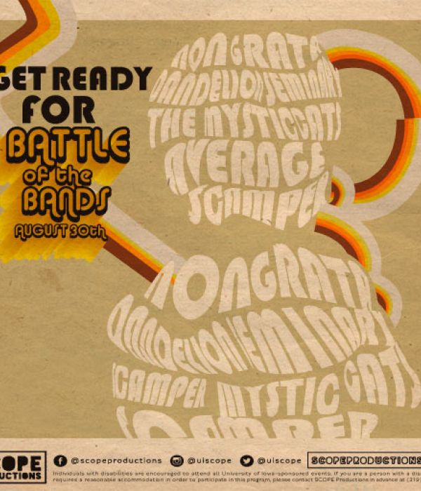 Image for 2nd Annual Battle of The Bands
