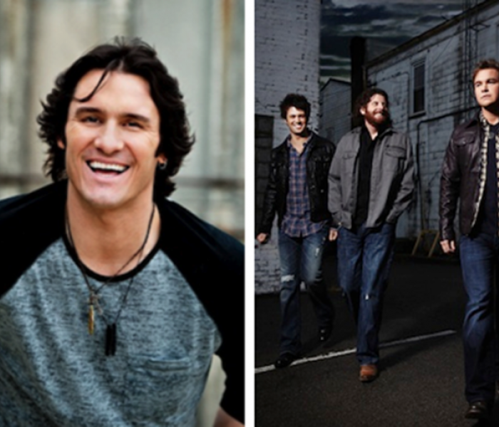 Photo representing Cancelled: Eli Young Band and Joe Nichols
