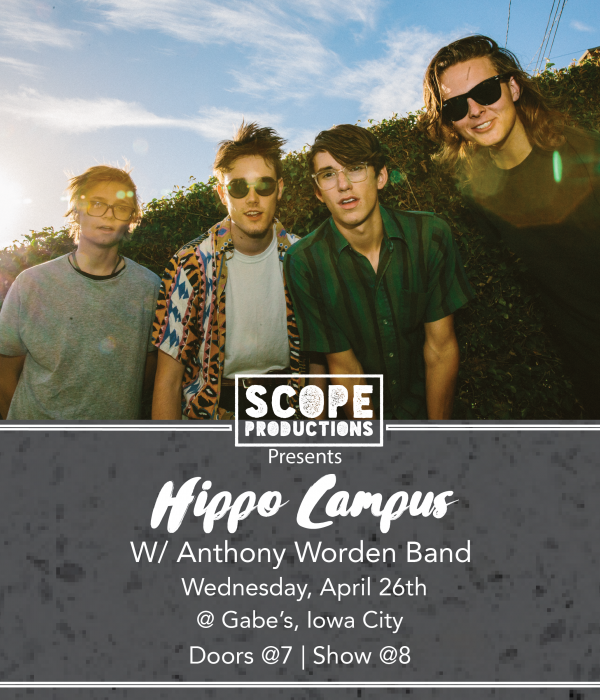 Image for Hippo Campus
